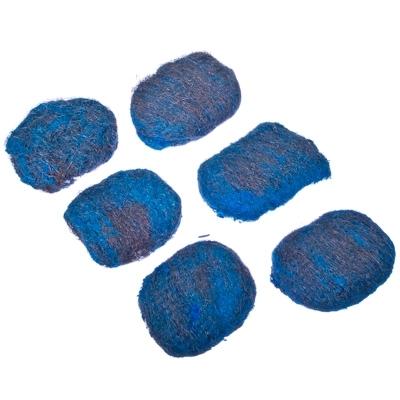 Губки металлические с мылом
