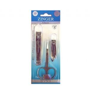 Набор для маникюра ''Zinger Sis-30''