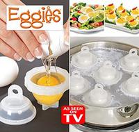 Контейнеры Лентяйка для варки яиц без скорлупы