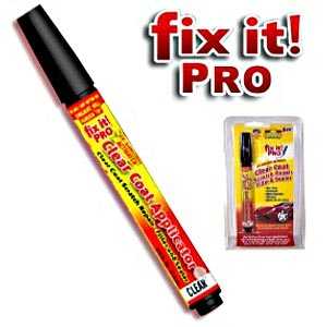Карандаш Fix It Pro для удаления царапин с автомобиля