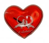 Грелка-сувенир «Сердце»
