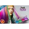 Мгновенная краска для волос ''Hot Huez''