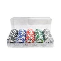 Фишки для покера с наминалом 100 штук
