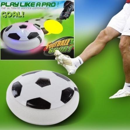 Мяч для аэрофутбола светодиодный